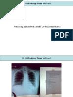 Radiology Ex 1
