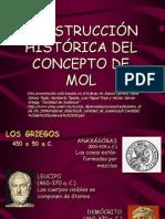 Historia Del Mol