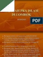 Islam Di Lombok