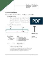 CSA S16 09 Example 001