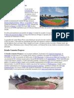 Estadios y Uniformes de Guatemala