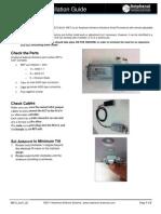 Amphenol Installation Guide RETU-Ex01