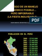 5. Riesgo Del Populismo