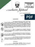 PLAN 82 Memoria Institucional ONP - 2011 2012