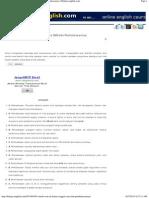50 Contoh Soal UN Bahasa Inggris SMA Dan Pembahasannya _ Belajar-English