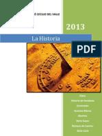 La Historia y El Avance en HND