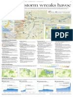Colorado Flood Map and Breakdown