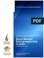 Davangere University conference Brochure
