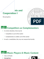 Lecture Slides-week3 Complements and Cooperation I