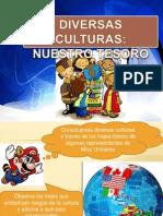 DIVERSIDAD CULTURAL 4º BASICO