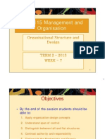 WK7- Organizational Structure and Design.PDF