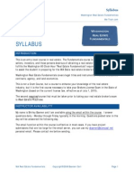 030 Syllabus Fundamentals of Real Estate Fall 2013
