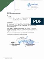 Surat No 889 SE-09_DPP