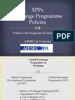 Políticas AIESEC