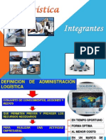 diapositivas logistica