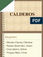 Calderas Cesarvergara