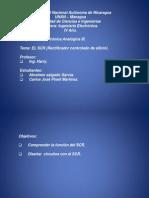 Presentación del SCR