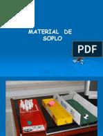 Terapia - Material de Soplo URP