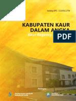 Kabupaten Kaur Dalam Angka (KKDA) 2013