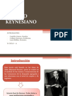 Modelo Keynesiano - x Ciclo