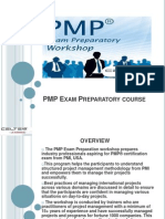 PMP Exam Preparation WorkShop