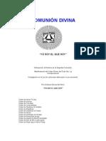 COMUNIÓN DIVINA