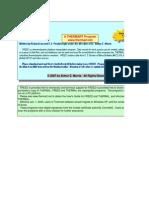 Thermodynamics Database