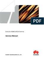 303007-EchoLife HG865 GPON Terminal Service Manual