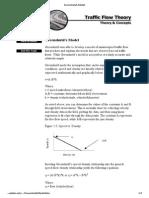 Greenshields Model