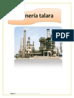 Refineria Talara Informe