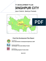CDP Narsinghpur E
