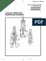 Crosby Pressure Relief Valve Engineering Handbook