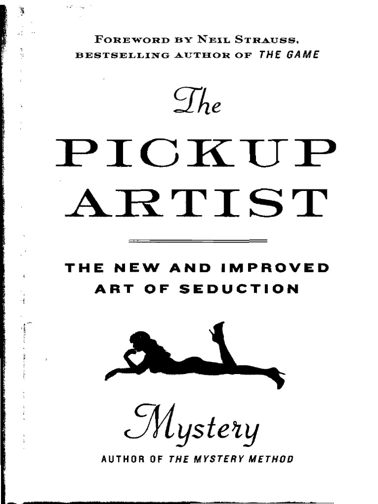 Mystery Method Book