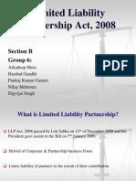 Gr6 SecB Limited Liability Partnership