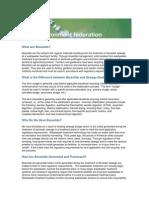 Bio Solids Fact Sheet