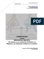 Coeducacion Versus Single Sex Education