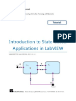 Introduction to State-Based Applications in LabVIEW
