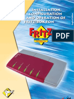 Manuale FRITZBox Fon