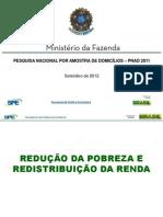 PNAD 2011
