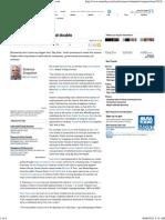 'Big Data' disguises digital doubts – USATODAY