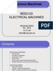 Chapter4 Synchronous Machines
