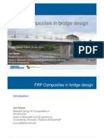 BOF39 - Shave - FRP Composites in Bridge Design