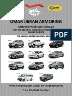 OJ Armoring Brochure