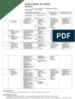 Plano de Ensino de Fisica 3 Ano 2013