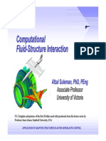 Flow Structers Interaction FSI