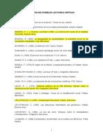 Bibliografia de Estructura y Cambios Sociales