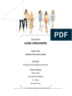 CIMA GBC Report - Case Crackers