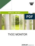 TVOC Monitor