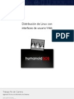 Humanoid sOS - Services and Operating System for human