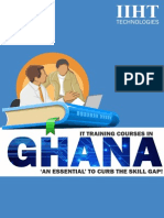 IT Training Courses in Ghana